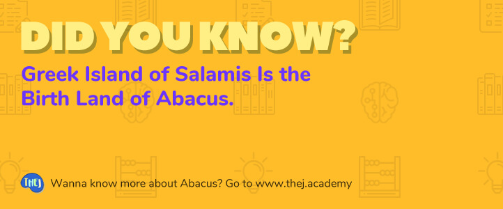 Did you Know? Greek Island of Salamis is the Birth Land of Abacus