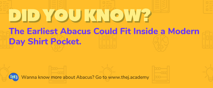 Did you Know? The Earliest Abacus Could Fit Inside a Modern Day Shirt Pocket