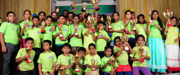 Image of UC MAS First Nation Level Abacus Competition