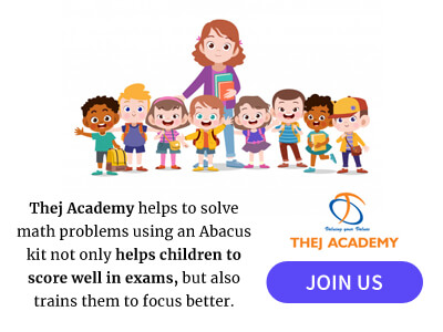 Join Thej Academy KK Nagar Chennai - Banner