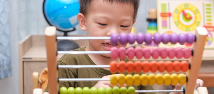 Brain amplification from Benefits of Learning Abacus