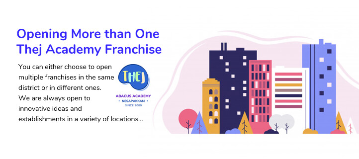Opening More than One Thej Academy Franchise