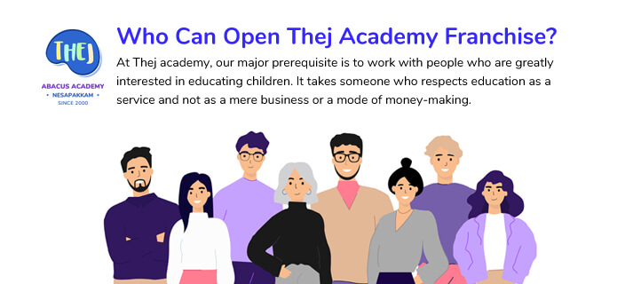 Who Can Open Thej Academy Franchise?