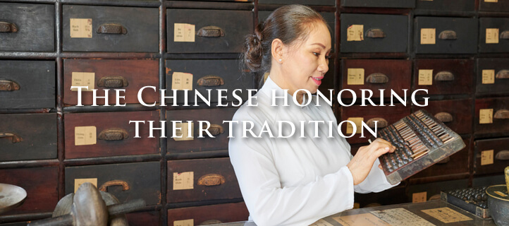 The Chinese honoring their tradition - Thej Academy