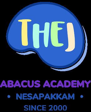 Thej Academy header logo