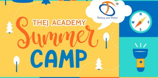 May 2019 - 15 days Summer Camp at Thej Academy