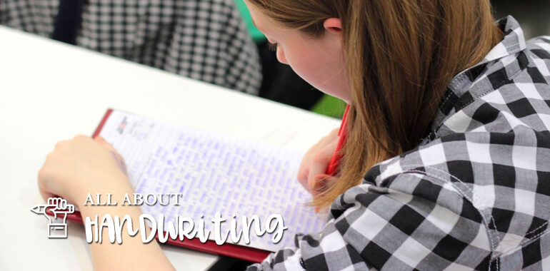 All about Handwriting