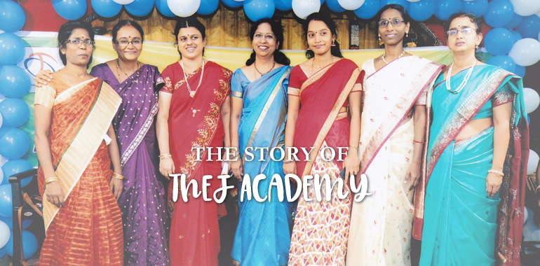 The Story of Thej Academy
