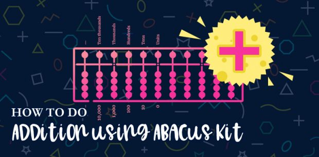 Addition using Abacus Kit Featured image - Thej Academy KK Nagar