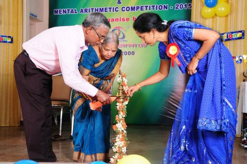 2nd All India Abacus, 2015